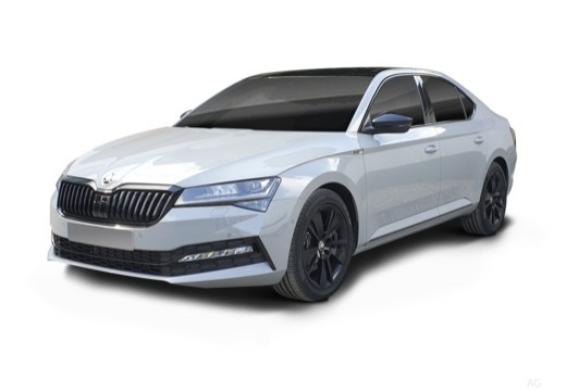 Carro SKODA Superb foto principal